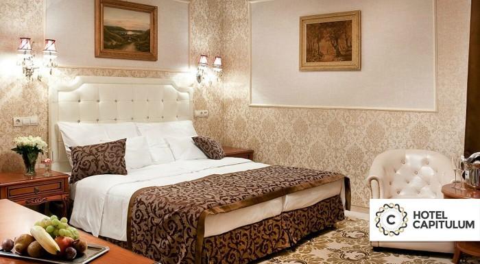 3 dni v Hoteli Capitulum**** s wellness v Maďarsku