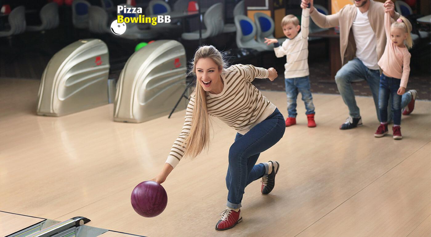 Banská Bystrica: Prenájom bowlingovej dráhy a k tomu pizza GRÁTIS