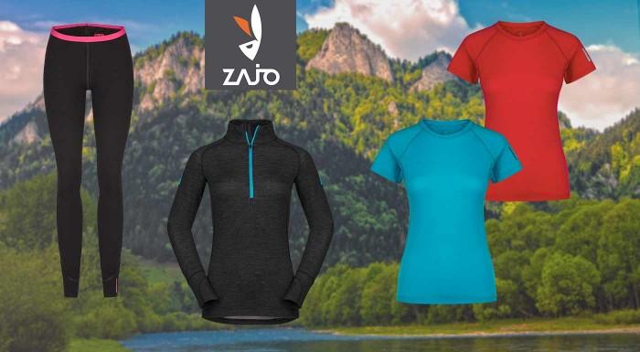 Dámske merino oblečenie od značky ZAJO je vhodné aj do tých najnáročnejších podmienok. Vyberte si spodné prádlo, krátke alebo dlhé tričká či mikiny, ktoré odvádzajú vlhkosť a zápach aj niekoľko dní.