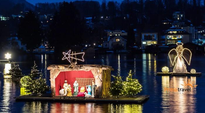 Navštívte jeden z najromantickejších adventov v Rakúsku. Čarovné jazero Traunsee, seriálový zámocký hotel a vodný zámok Orth a najtradičnejšie vianočné trhy v Dolnom Rakúsku.