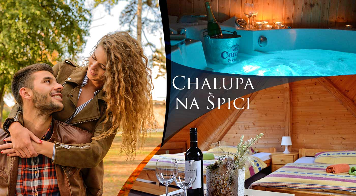 Pohodová dovolenka s wellness v Chalupe na Špici v Českomoravskej vrchovine
