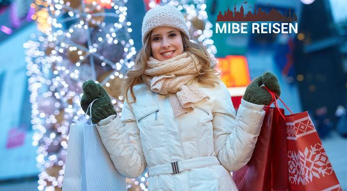 Novoročné nákupy vo Viedni