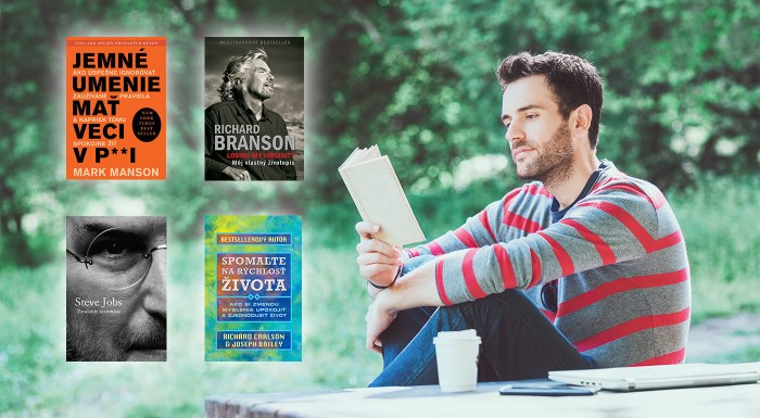 Motivačné knihy od svetových autorov