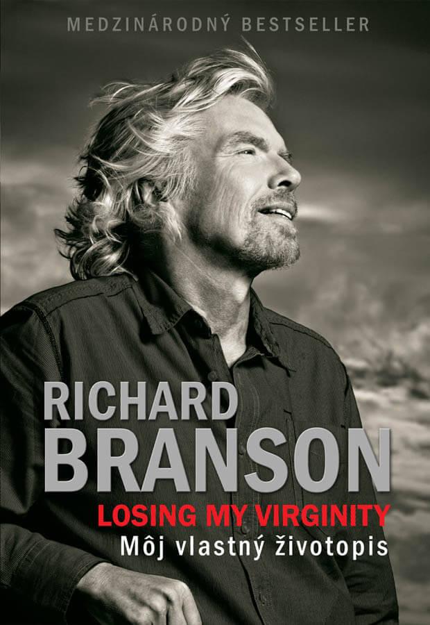 Loosing my Virginity: Môj vlastný životopis - Richard Branson, vydavateľstvo Easton Books
