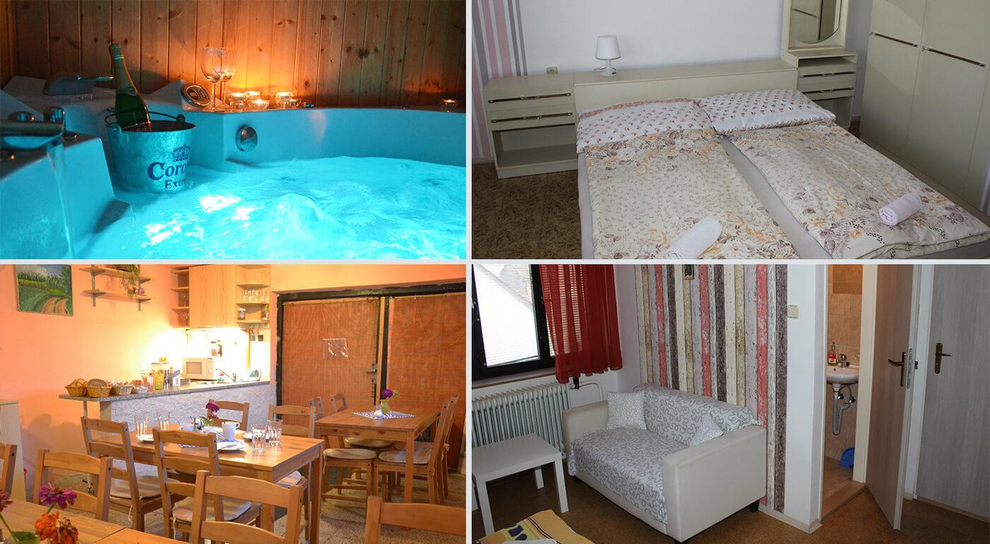 Relax s polpenziou, masážou či privátnym wellness v Chalupe Sofie na Českomoravskej vrchovine