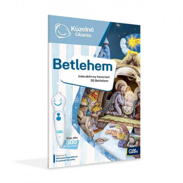 ALBI Kúzelné čítanie: Betlehem