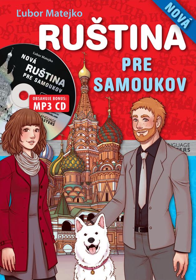 Ruština pre samoukov - Ľubor Matejko (bonus MP3 CD), vydavateľstvo Easton Books