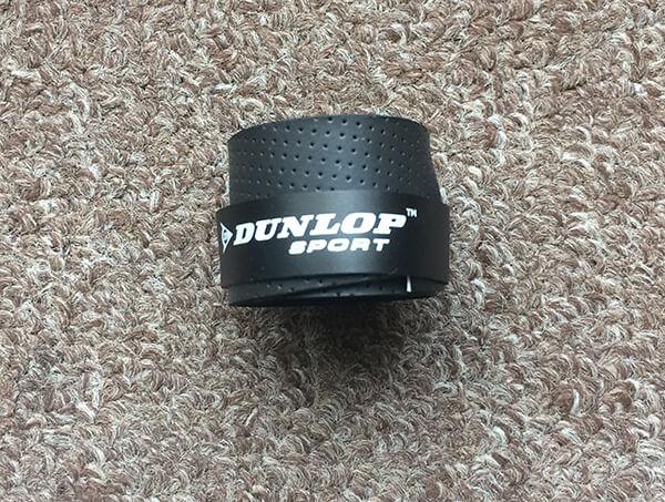 Dunlop Revelation NT Overgrip Omotávka na raketu čierna