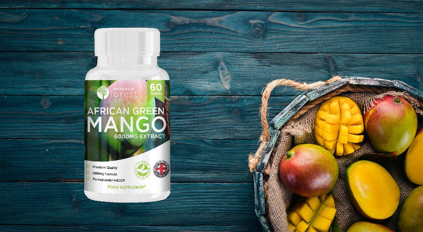 Výživový doplnok Africké mango na naštartovanie metabolizmu a efektívne chudnutie
