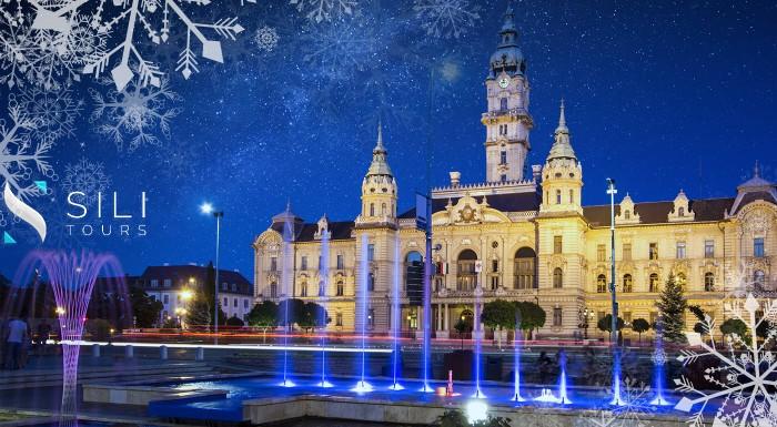Győr má čo ponúknuť svojim návštevníkom počas celého roka. Navštívte ho v najkrajšom adventnom období a užite si predsviatočnú atmosféru vianočných trhov.