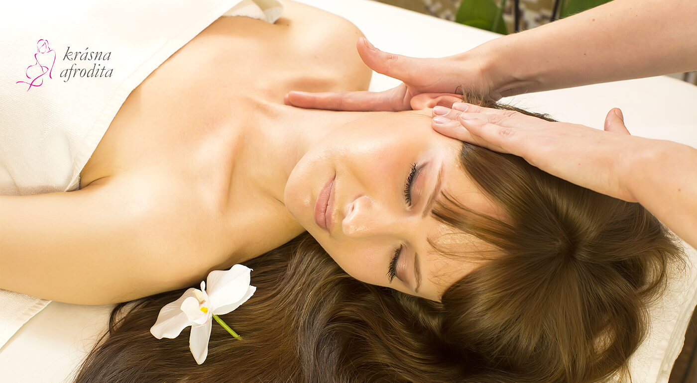 Masáž chrbta, bankovanie alebo celotelová olejová masáž v salóne Krásna Afrodita v Ružinove