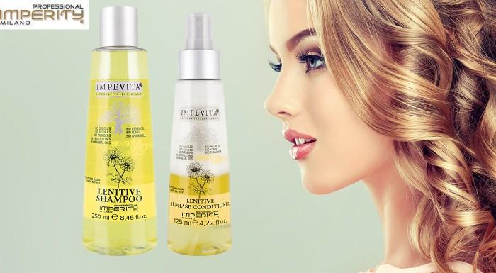 Kvalitné šampóny Impevita