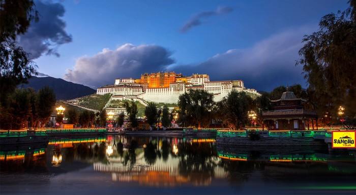 Tibet a Nepál za 15 dní