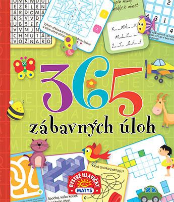 365 zábavných úloh (vydavateľstvo Matys)