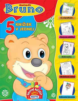 Medvedík Bruno (vydavateľstvo Matys)