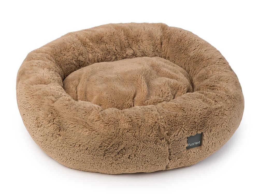 Fuzzyard Pelech pre psa Eskimo Latte svetlohnedý - veľkosť S