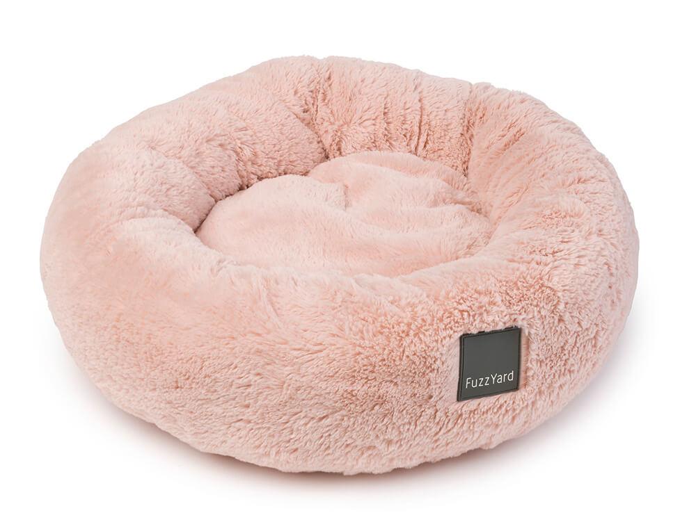 Fuzzyard Pelech pre psa Eskimo Lotus svetloružový - veľkosť S