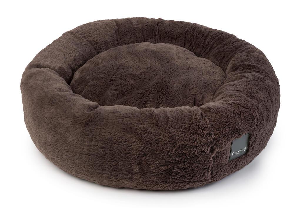 Fuzzyard Pelech pre psa Eskimo Truffle tmavohnedý - veľkosť S
