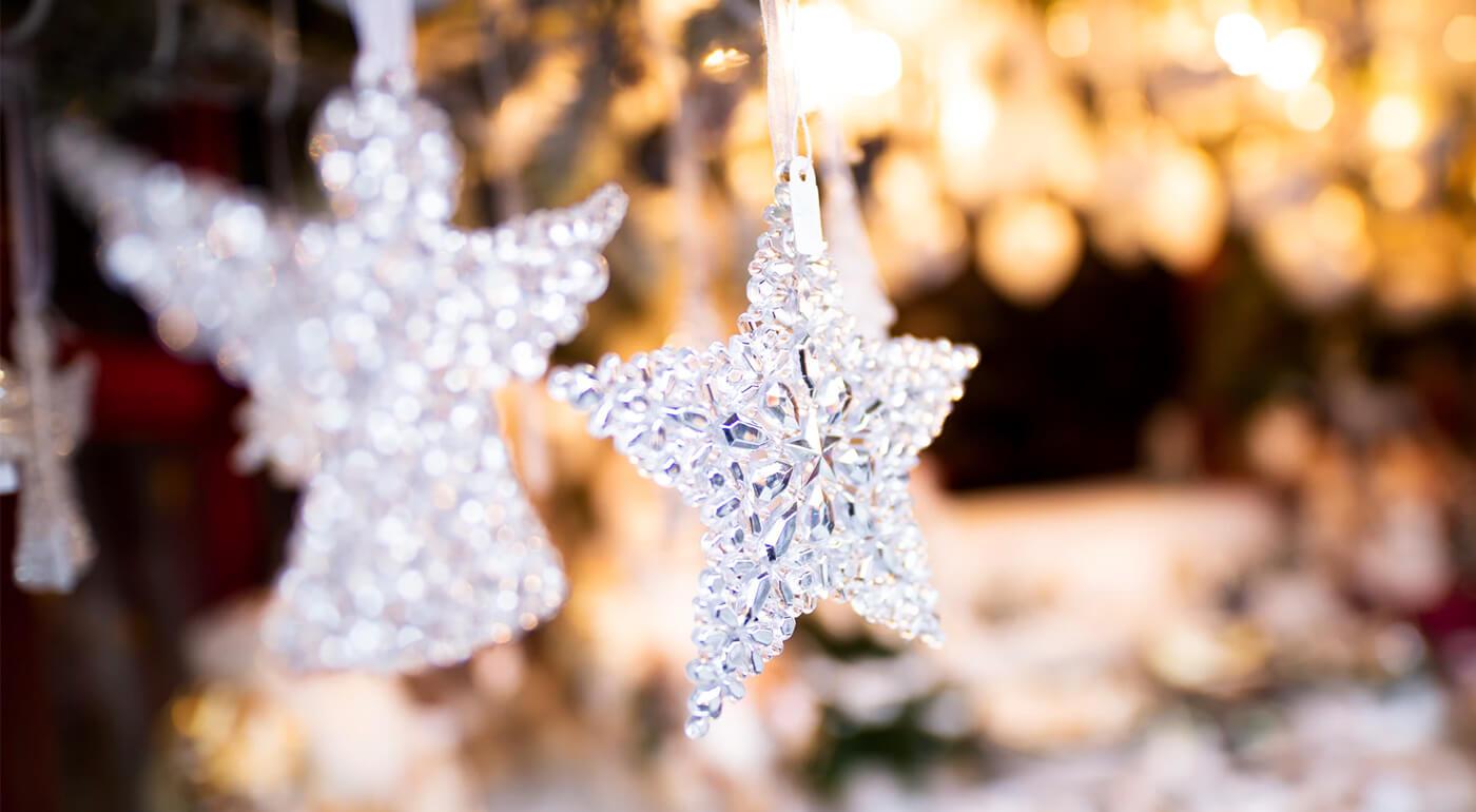Originálne vianočné ozdoby a doplnky pre ešte žiarivejšie Vianoce