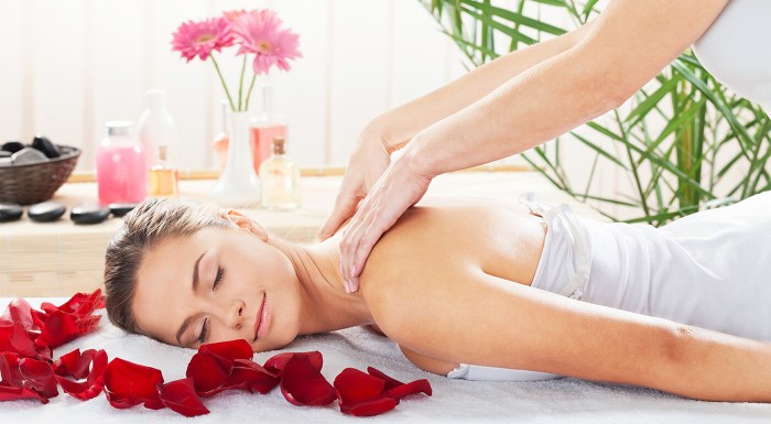 Blahodarná masáž chrbta v centre Bratislavy