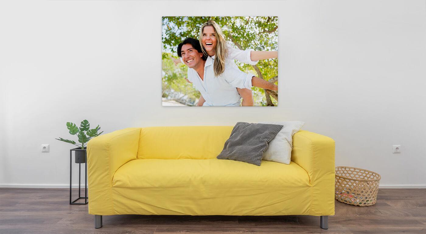 Obraz na plátne z fotografie 50x50 cm