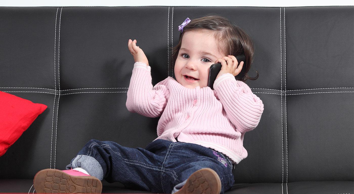 Detský mobil Talking Tom
