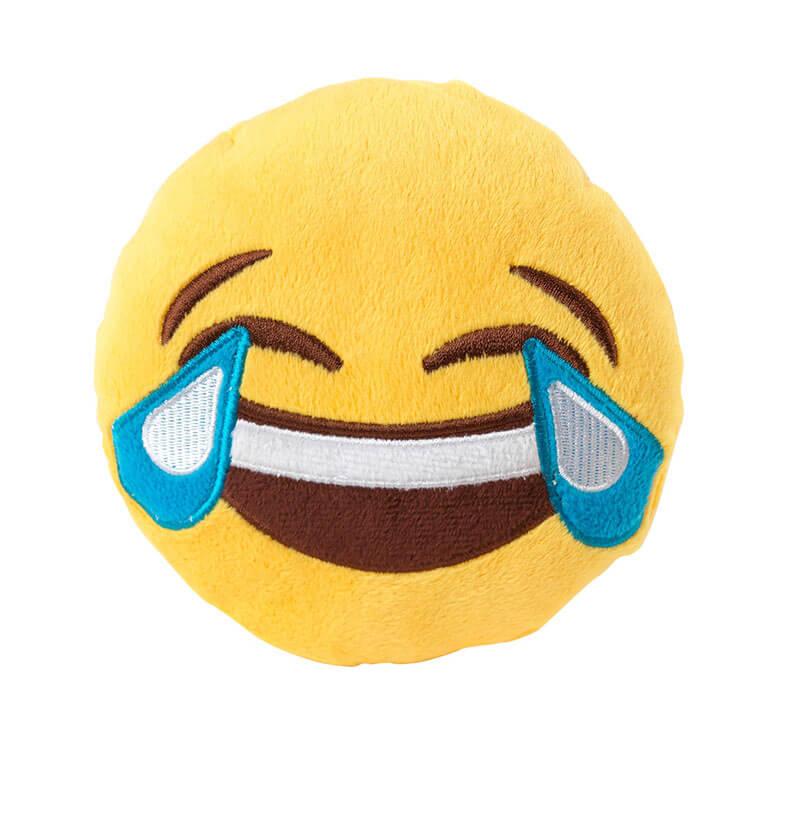 FuzzYard Emoji Bahaha Hračka pre psa