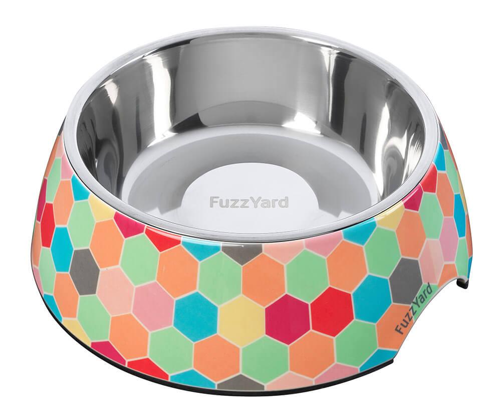 Miska pre psa FuzzYard The Hive 190 ml - veľkosť S