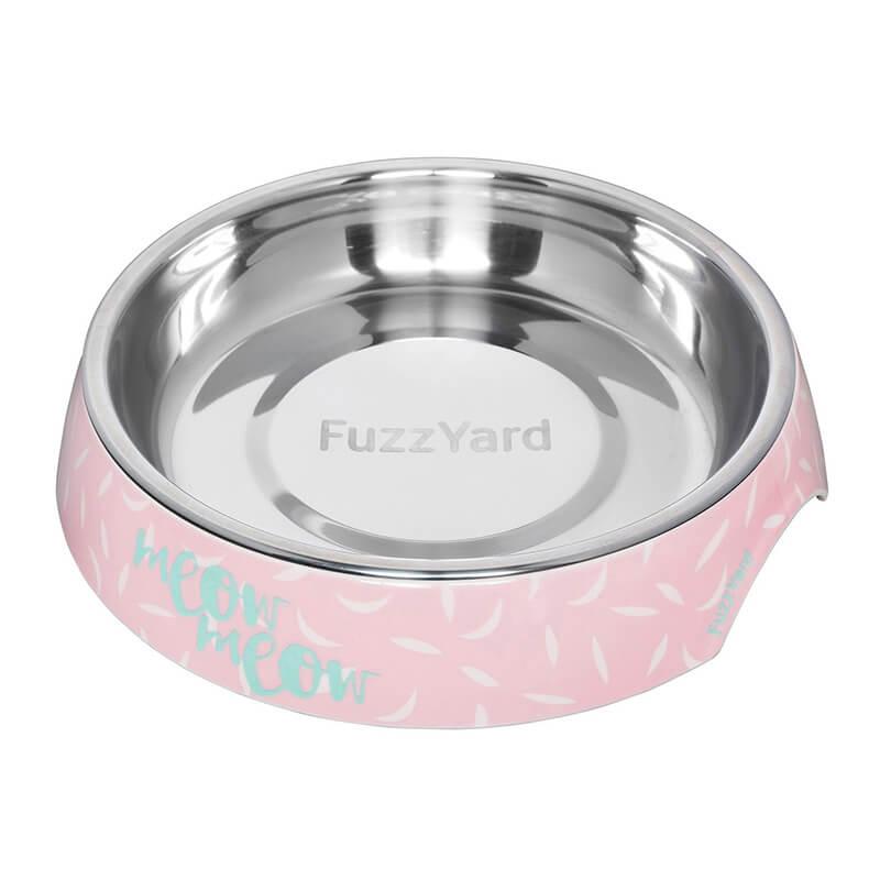 FuzzYard Melamine Cat Bowl miska pre mačku 420 ml