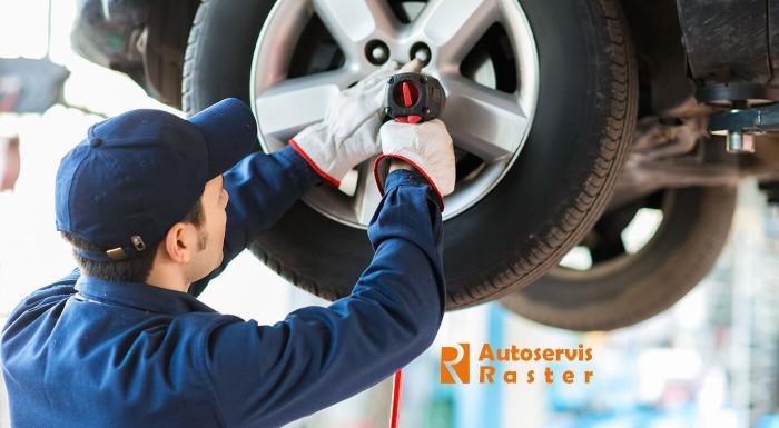 Kompletné prezutie pneumatík vo Zvolene