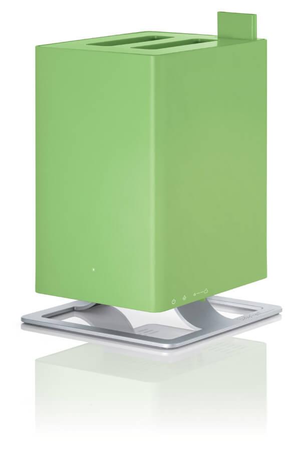 Stadler Form Ultrazvukový zvlhčovač vzduchu Anton Lime + DARČEK Esenciálny olej doTERRA Wild Orange 5 ml