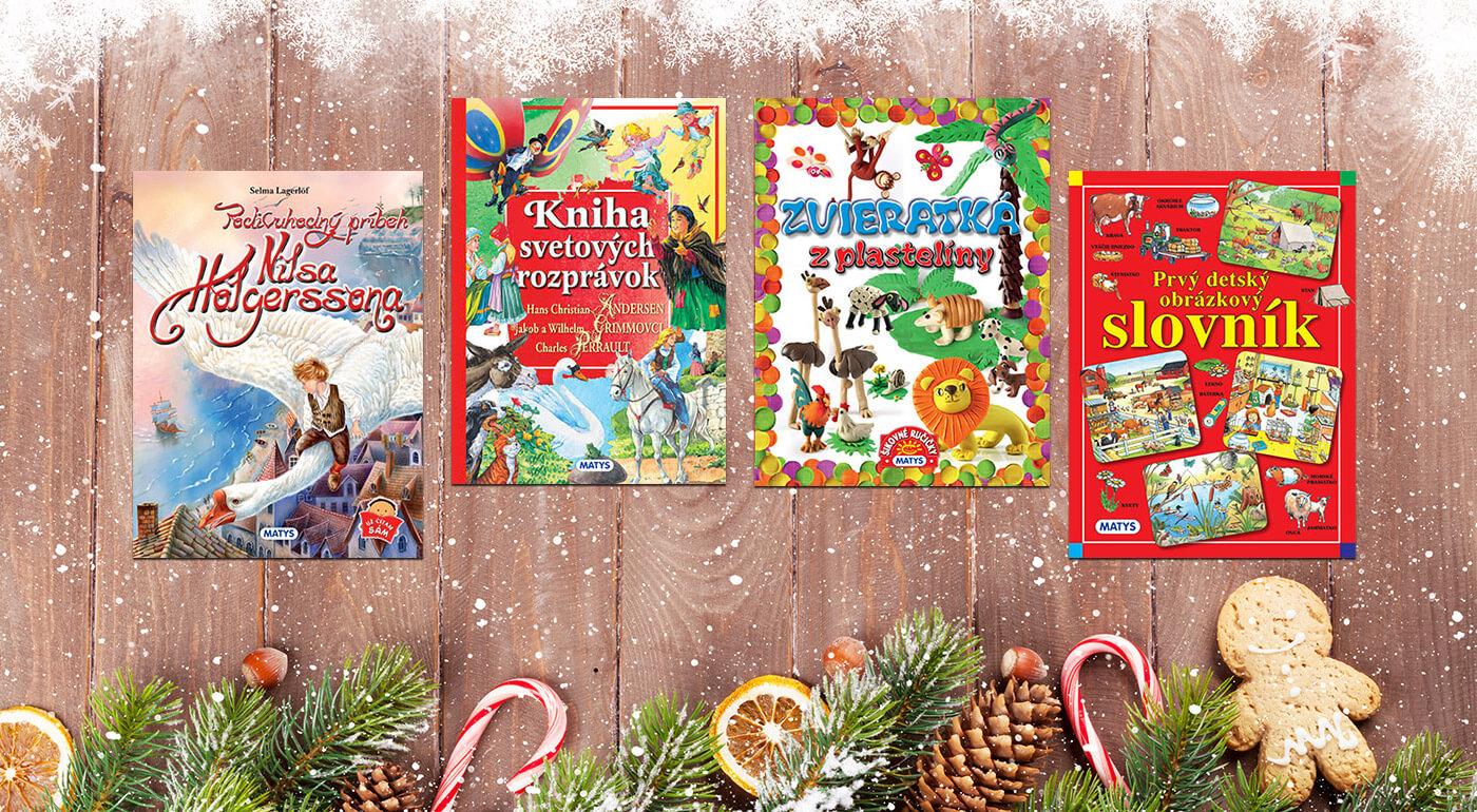 Detské knihy pre najmenších plné nádherných ilustrácii a poučných príbehov - vydavateľstvo Matys