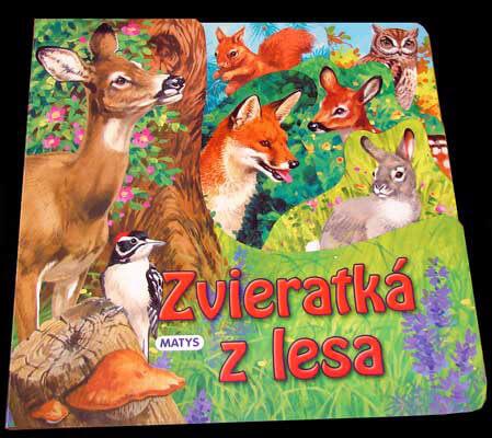 Zvieratká z lesa, vydavateľstvo Matys