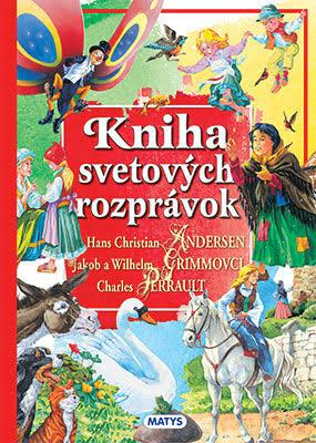 Kniha svetových rozprávok, vydavateľstvo Matys