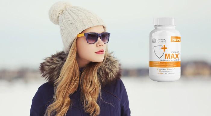 Podpora imunity s Immuno Max