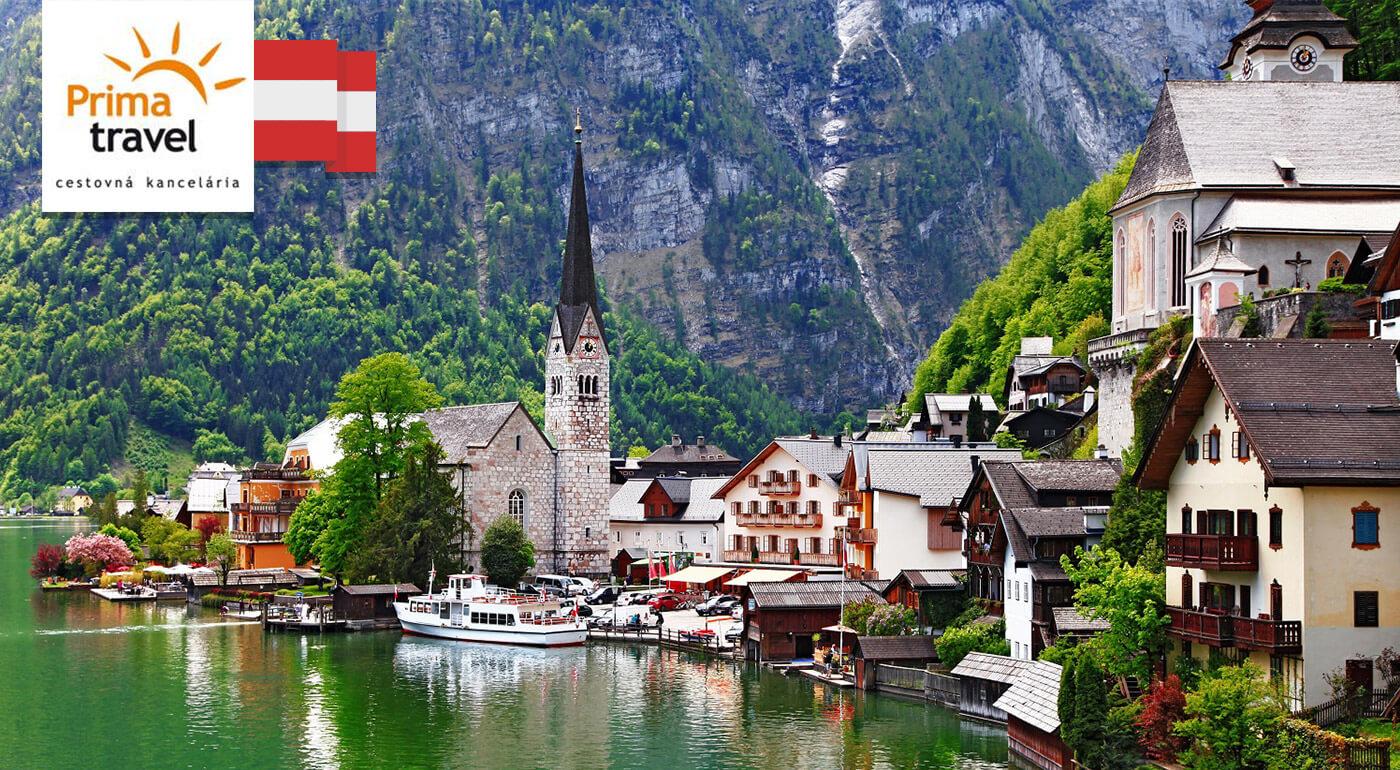 Salzburg s plavbou po jazere Wolfgangsee - 2-dňový zájazd za zaujímavosťami Rakúska
