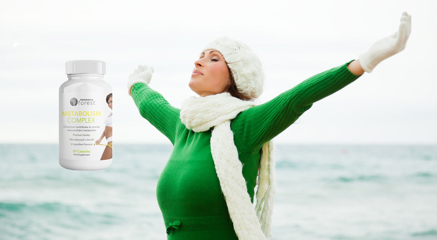 Spaľovač tukov a cukrov Metabolism Complex - pri kúpe 3 balení získate darček!