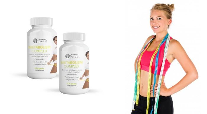 Ako udržať svoj metabolizmus v zdraví a v pohode? Spaľovanie tukov a cukrov už po rokoch nie je také jednoduché, však? Zaraďte do svojho dňa jednu tabletu Metabolism Complex, ten sa o všetko postará!