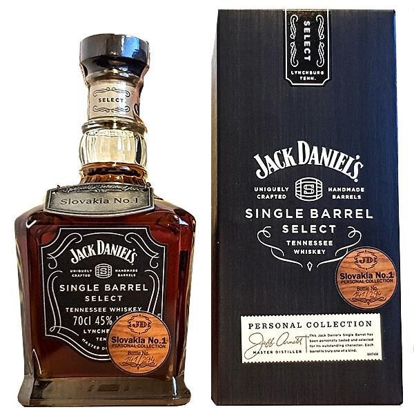 Jack Daniel´s Slovakia No.1 0,70l GB