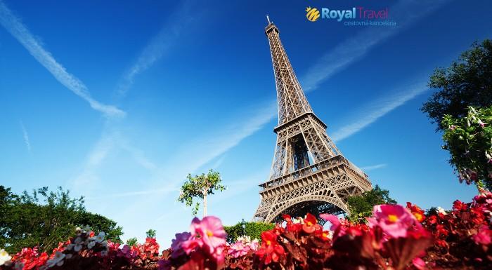 Paríž láka svojou eleganciou, romantickou atmosférou i čarovnými pamiatkami. Nechajte sa podmaniť najkrajším mestom na Seine a poďte ho spoznať počas 5-dňového zájazdu.