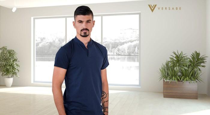 Pánske bavlnené tričká Versabe - slovenský výrobok