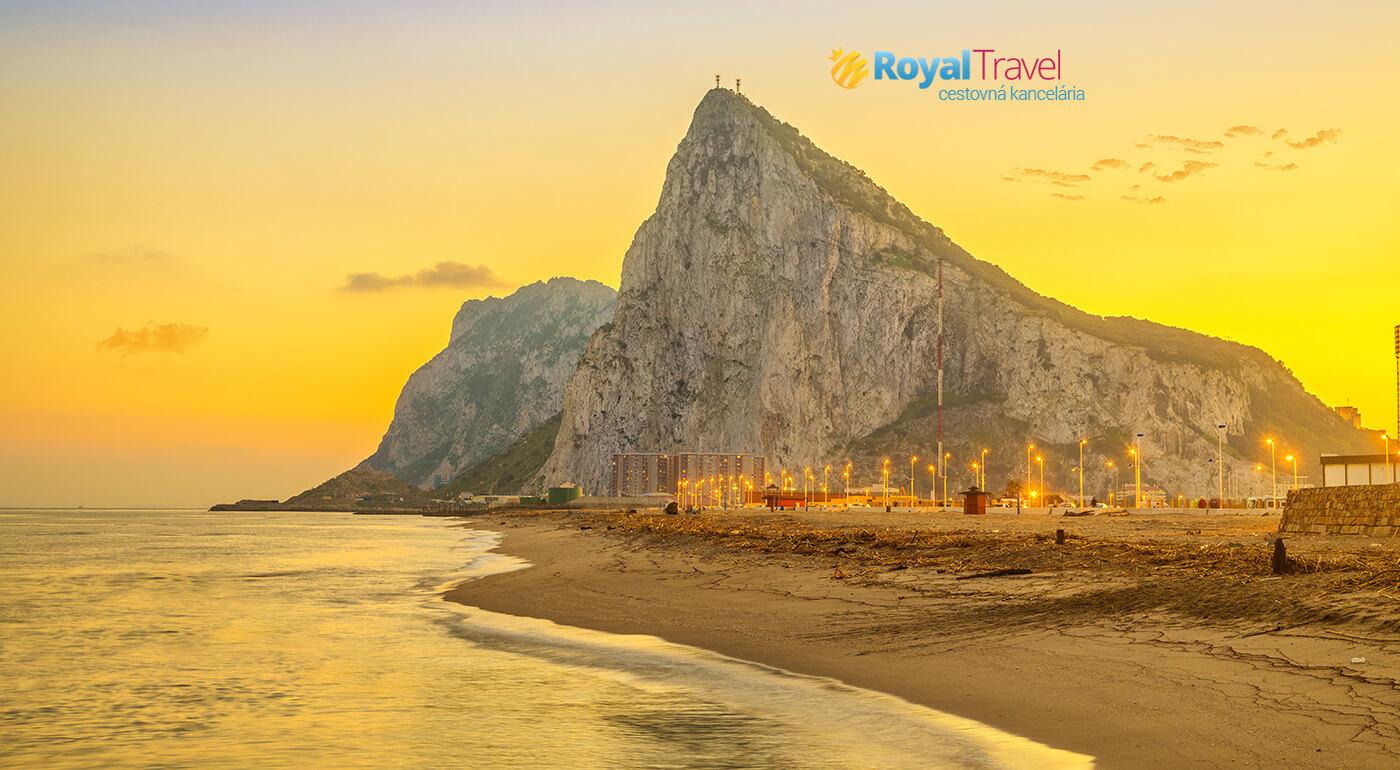 Gibraltár a slnečná Andalúzia: 4-dňový alebo 5-dňový letecký zájazd do Stredomoria