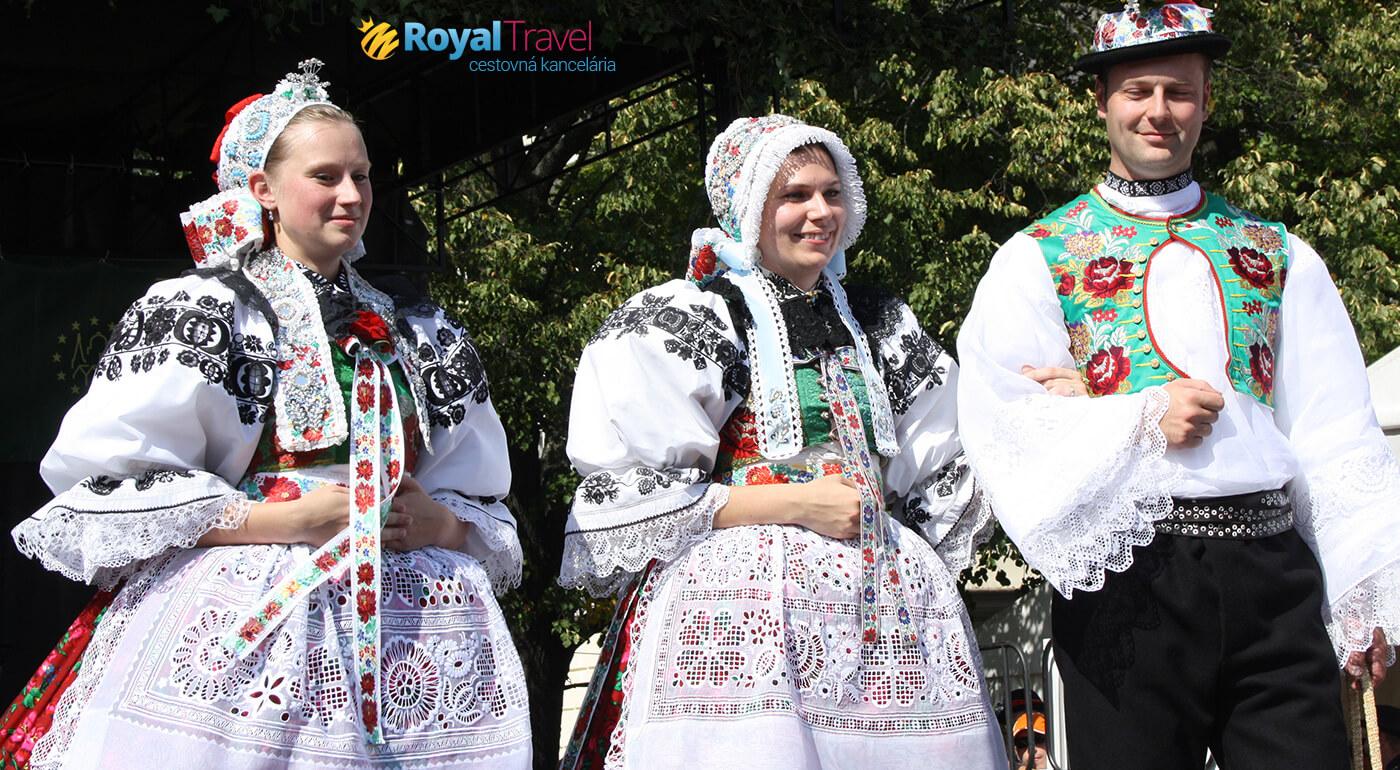 Slovácke slávnosti vína 2019 v Uherskom Hradišti a plavba po Baťovom kanáli