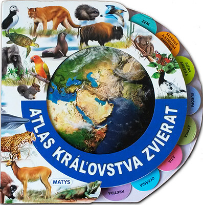 Vydavateľstvo Matys: Atlas kráľovstva zvierat