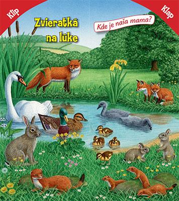 Vydavateľstvo Matys: Klip-Klap: Zvieratká na lúke