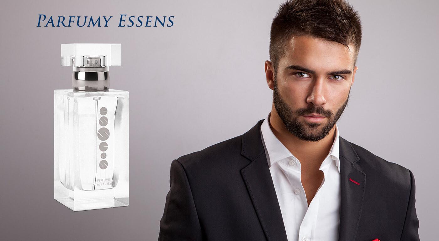 Pánske parfumy Essens - luxusné vône inšpirované svetovými značkami