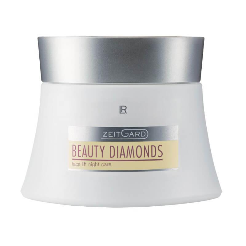 LR Zeitgard Beauty Diamonds Nočný krém 50 ml