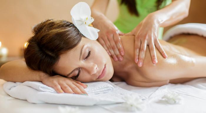 Uvoľňujúce masáže výhradne pre ženy