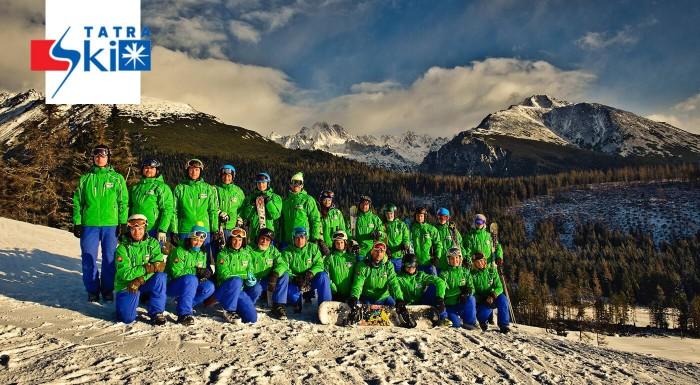 Lekcie lyžovania a snowbordovania Tatra Ski School