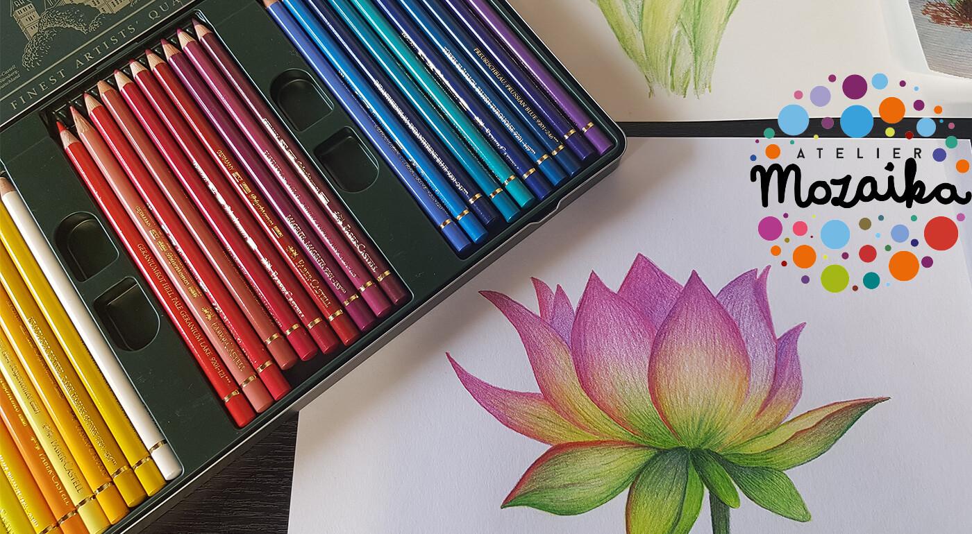Víkendový kurz kreslenia pastelkami v Ateliéri Mozaika - aj pre začiatočníkov!